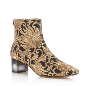 Tory Burch Carlotta Ankle Boots NEW with Box